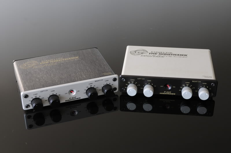 Ray Samuels F-117 Nighthawk Phono Stage